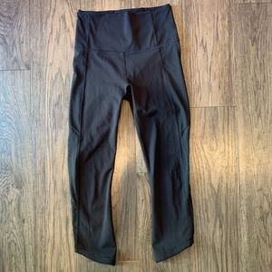 Lululemon size 4 black leggings